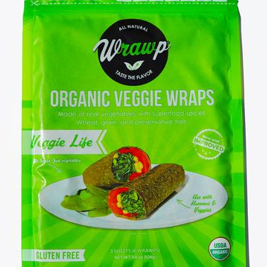 Wrawp Veggie Life