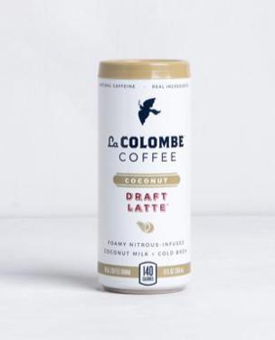 La Colombe Coconut Milk Draft Latte