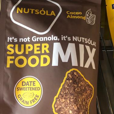 Nusola Super Food Mix - Cacao Almond