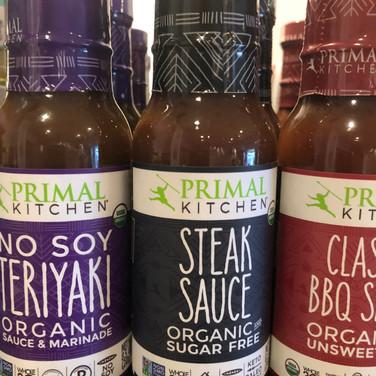 Primal Kitchen Sauces
