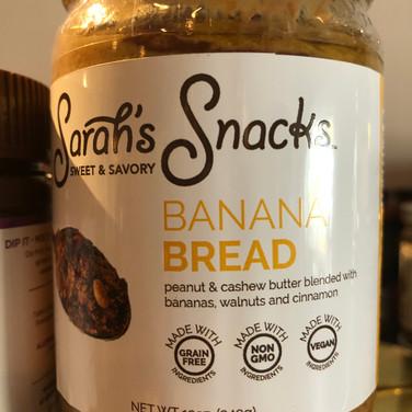 Banana Bread Nut Butter