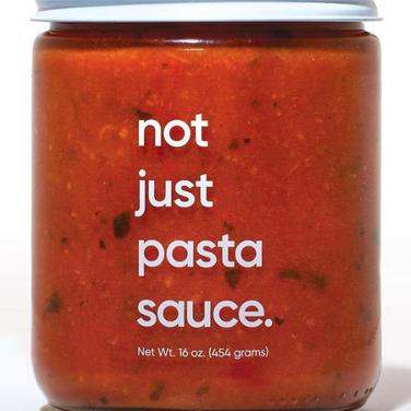 Not Just Pasta Sauce