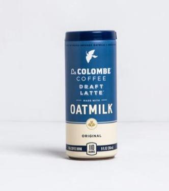 La Colombe Oatmilk Draft Latte