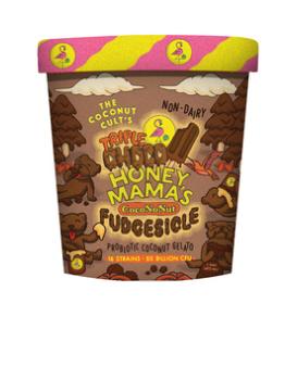 Coconut Cult Chocolate Honey Mama's Fudg