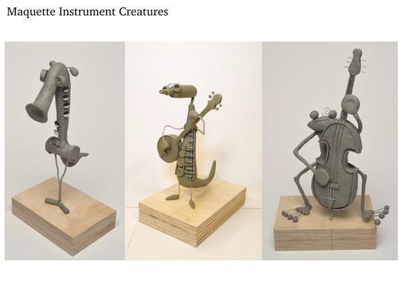 Instrument Creatures