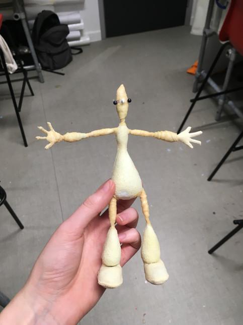 Matt's Puppet