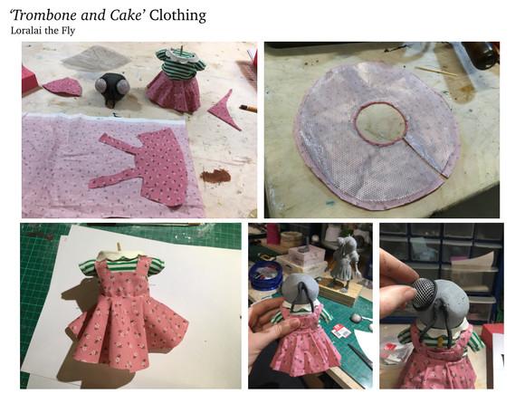 Clothing Fabrication