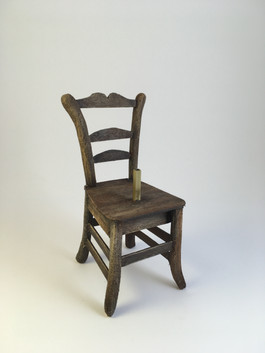 Rigged chair