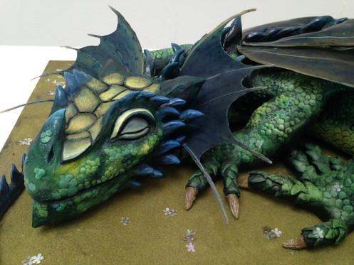 Tolkien Dragon