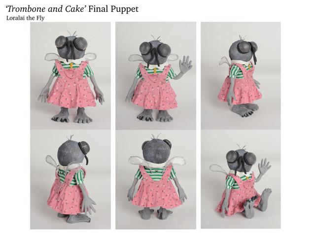 Loralai Puppet