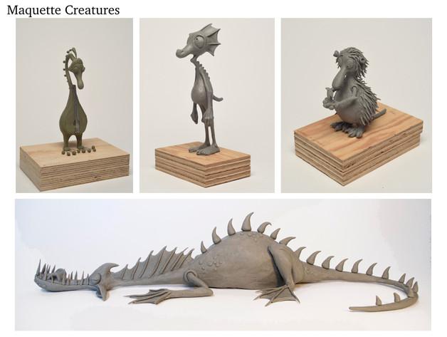 Maquettes
