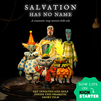 Salvation Has No Name
