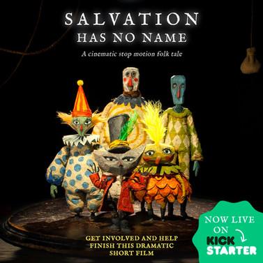 Salvation Has No Name