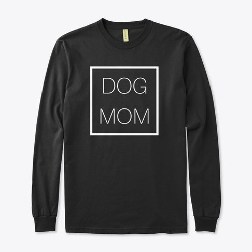 Long Sleeve Tee - Dog Mom