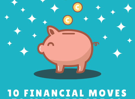 10 Financial Moves to Make Before You Turn 30