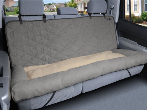 Solvit Car Cuddler - Pet Seat Cover Bed