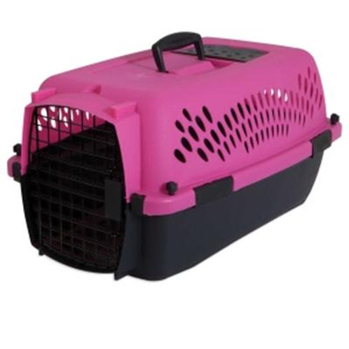 "Aspen Pet® Fashion Pet Porter 23"" Dark Pink/Black"