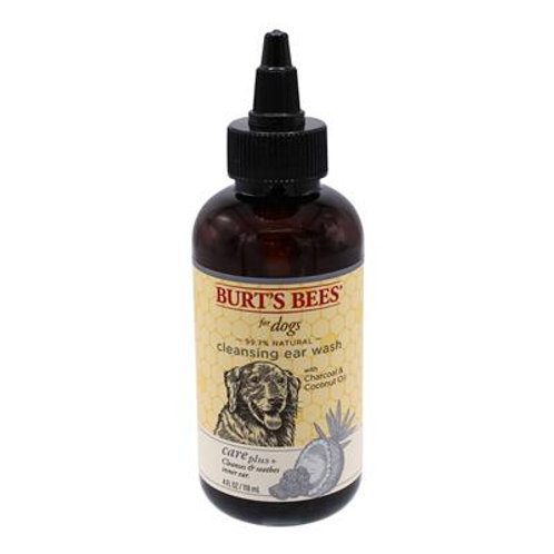 Burt's Bees Care Plus+ Charcoal & Coconut Oil Ear Rinse