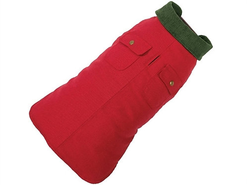 Red Chester Barn Coats