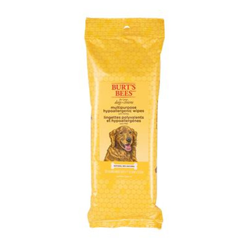 Burts Bees Multipurpose Wipes with Honey, 50 Wipes