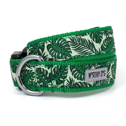 Tropical Leaves Collar