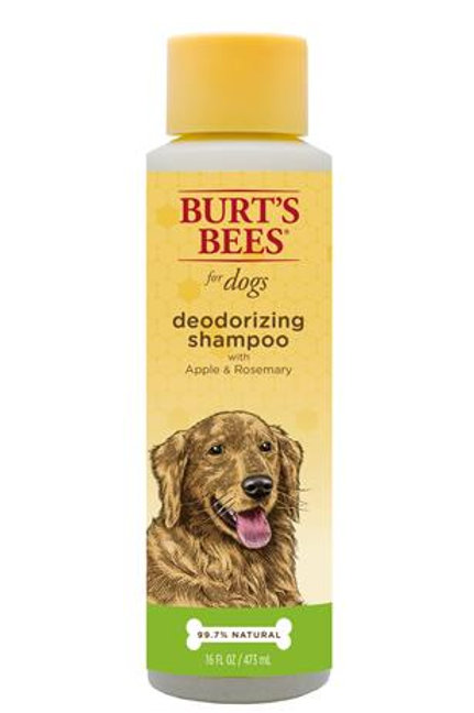 Burt's Bees™ Deodorizing Shampoo with Apple and Rosemary, 16 Ounces