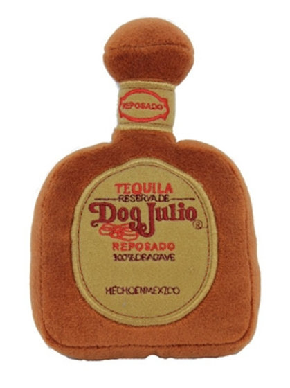 Dog Julio Tequila Toy