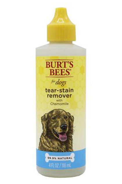 Burt's Bees™ Tear Stain Remover with Chamomile, 4 Ounces