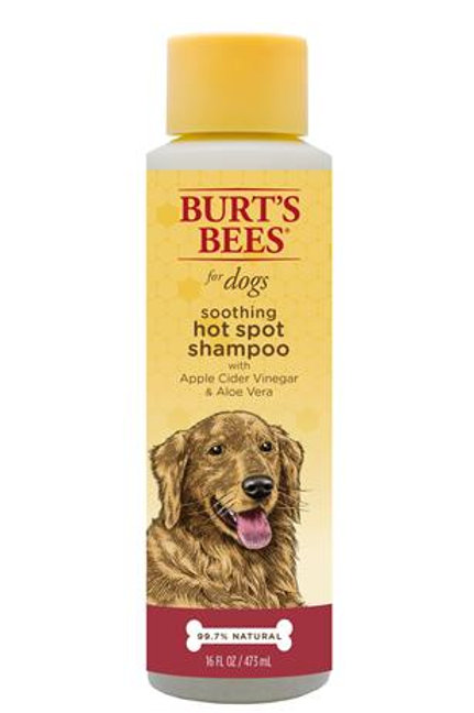 Burt's Bees™ Soothing Hot Spot Shampoo with Apple Cider Vinegar and Aloe Vera, 1