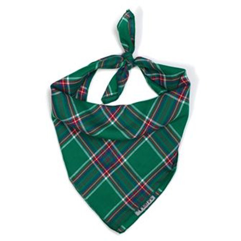 Kelly Plaid Tie Bandana