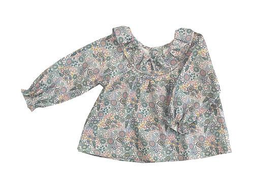 Camisa Mila flores