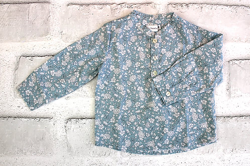Camisa niño flores