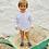 Thumbnail: Camisa niño Blanca