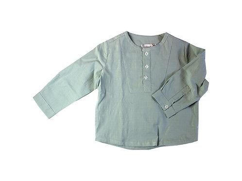 Camisa niño verde
