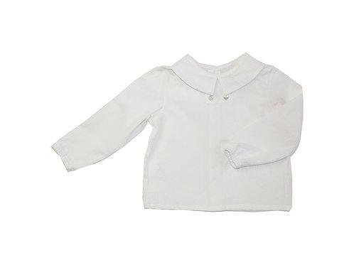 camisa kiwi blanca