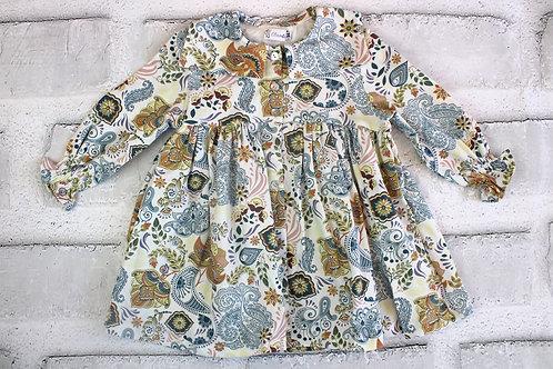 Vestido punto algodón