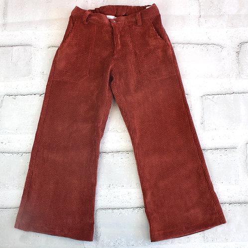Pantalon Pana caldera