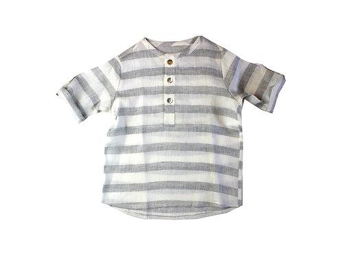 Camisa niño rayas