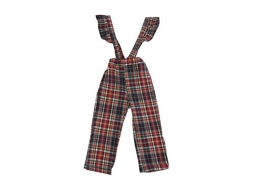Pantalon Sacha escocés