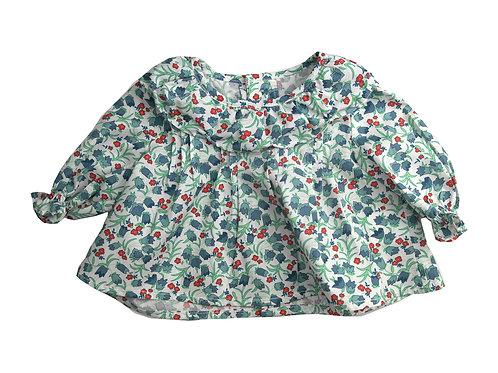 Camisa pedro estampada
