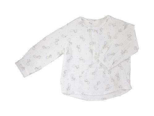 Camisa boy jirafas