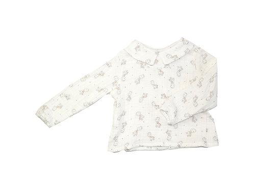 Camisa kiwi jirafas