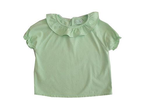 Camiseta cora verde