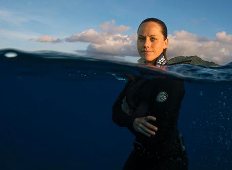 Shark Week: Meet Marine Conservationist Jess Cramp