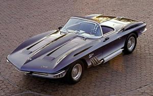 1963 Mako Corvette