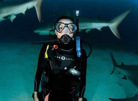 Meet Sharks4Kids Ambassador Chloe Prayon