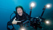 Filming Awsome Ocean Creatures with Annie Crawley