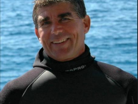 Meet Marine Conservationist Lad Akins