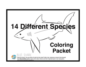 Coloring sheets for making hats