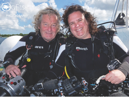 Meet Sharks4Kids Regional Ambassadors Nick & Caroline Robertson-Brown